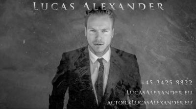 Lucas Alexander showreel 2015